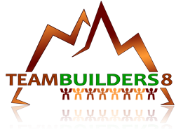 Team Builders 8 - Workshop facilitation by certified team leaders and corporate training instructors helps develop leadership educates emploees and as result, custom workshops focused on business and team awareness builds condifidence in business environments.
